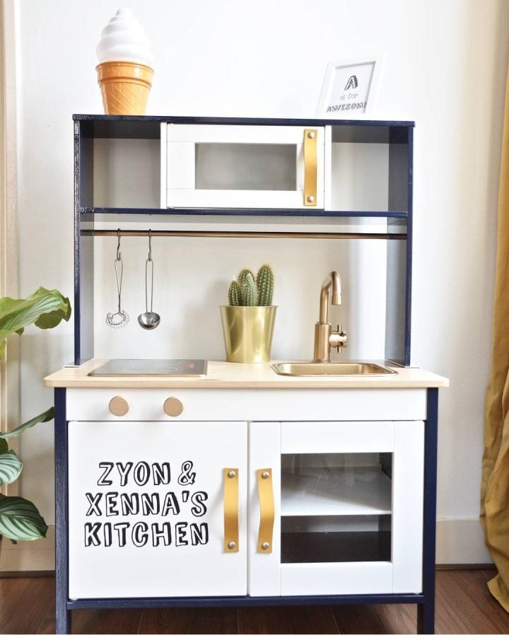Diy Het Ikea Keukentje Pimpen